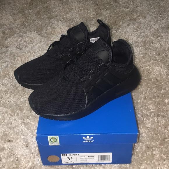 Adidas zapatos x PLR poshmark juvenil